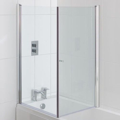 Eastbrook Volente Type 1 Bath Screen - Enclosure Style Bath Screen - Various Sizes