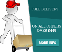 Free delivery over £449