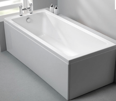Carron Quantum 1700 x 700mm Single Ended Bath