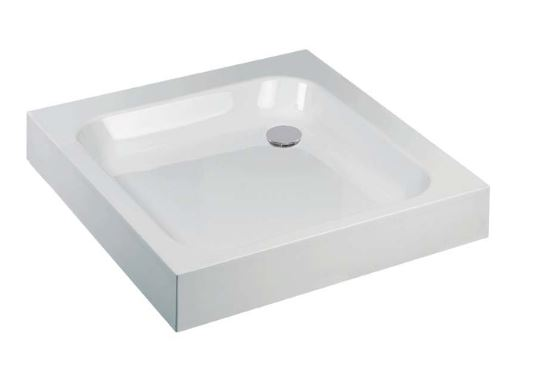Classic Shower Trays - 80mm Height