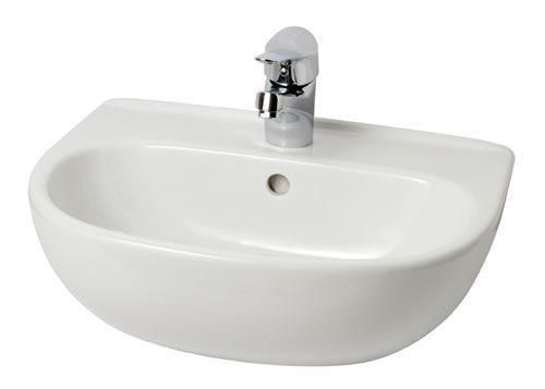 Eastbrook Cloakroom Basin 457x358 1TH 56.0051