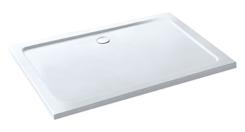 Eastbrook Volente Rectangular Shower Tray - Various Sizes - 40mm High