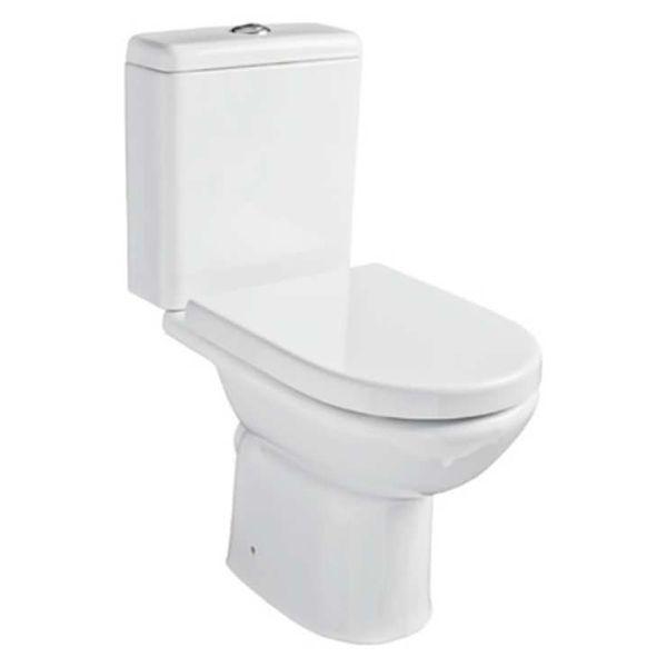Pleasant Kartell Ratio Close Couple Toilet Cistern Soft Close Seat Spiritservingveterans Wood Chair Design Ideas Spiritservingveteransorg