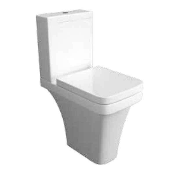 Superb Kartell Sicily Comfort Height Close Couple Toilet Cistern Soft Close Seat Spiritservingveterans Wood Chair Design Ideas Spiritservingveteransorg