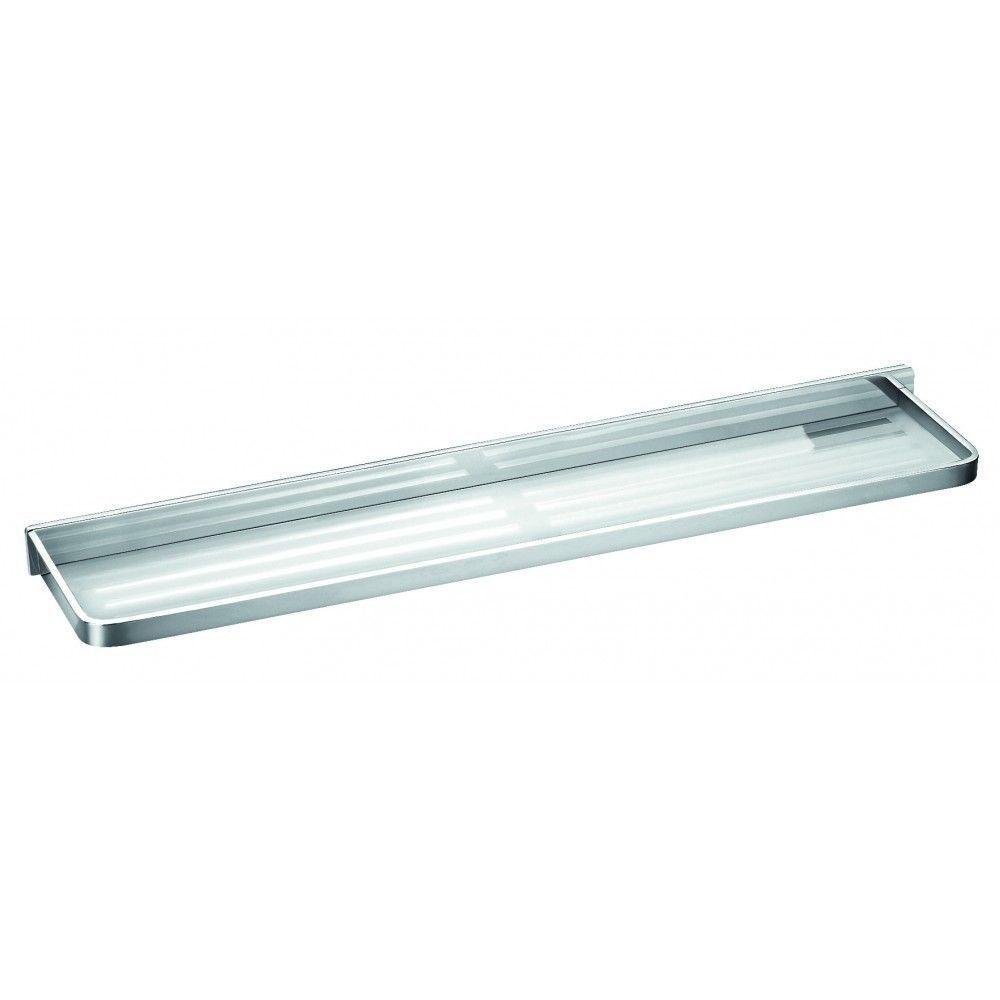 Excellent Pura Flova Sofija Glass Shelf 500Mm So8917 For Bathrooms Download Free Architecture Designs Scobabritishbridgeorg