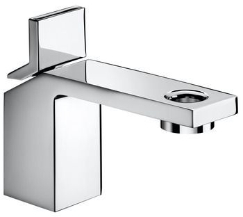 Roca Singles Open Basin Mixer Tap - Chrome