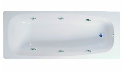 Whirlpool & Spa Baths