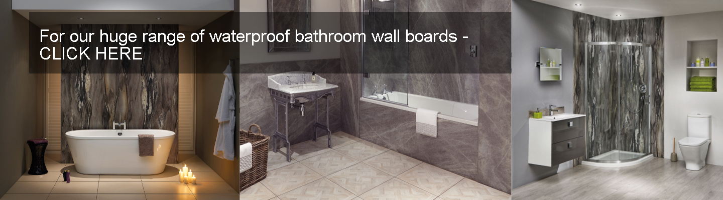 wetwall and waterproof walls